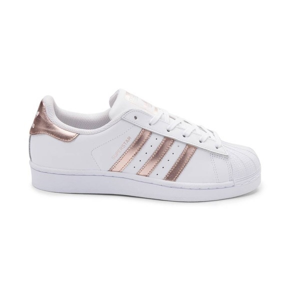 chaussures adidas rose gold